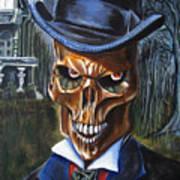 Mr. Styx Art Print