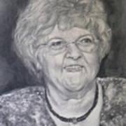 Mrs. Carol Paul Art Print