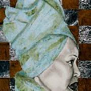 Mrs. Seneferu Art Print