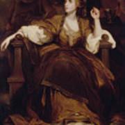Mrs Siddons As The Tragic Muse Art Print