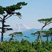 Mt. Fuji ... Art Print