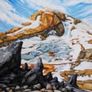 Mt. Hood Art Print