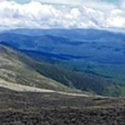 Mt Monroe Panorama Art Print