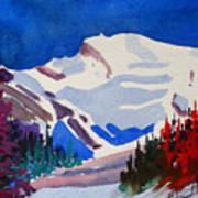 Mt. Wilson Art Print