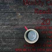 Muddy Cup New Paltz Art Print