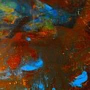 Muddy Water Art Print