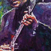 Muddy Waters 4 Art Print