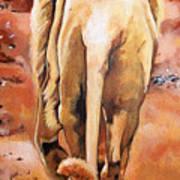 Mufasa Art Print