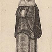 Mulier Generosa Viennensis Austri Art Print