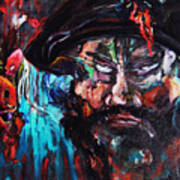 Mullah Madness Art Print