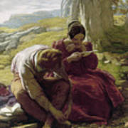 Mulready: Sonnet, 1839 Art Print