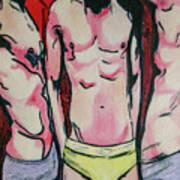 Multifarious Art Print