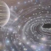 Multiverse 584 Art Print