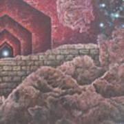 Multiverse 585 Art Print