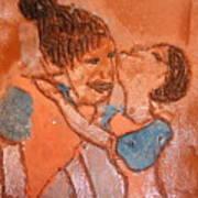 Mum 5 - Tile Art Print