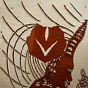 Mums Here - Tile Art Print