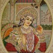 Mumtaj Art Print