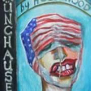 Munchausen By Hollywood Art Print