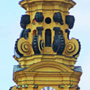Munich Detail 1 Art Print