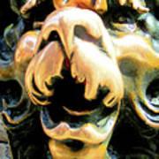 Munich Detail 4 Art Print