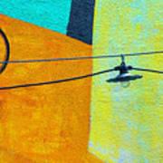 Mural Niedersachsen Club V3 Dsc_3560 Art Print