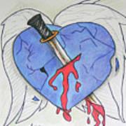 Murdered Soul Art Print