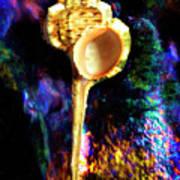 Murex Haustellum Seashell Art Print