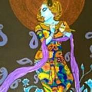 Murlimanohar Shyaam Art Print