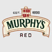 Murphys Irish Red Art Print