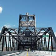 Murray Morgan Bridge, Tacoma, Washington Art Print