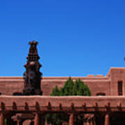 Museum Of Indian Arts And Culture Santa Fe Art Print