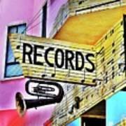 Its About Vinyl Art Print