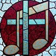 Music of the Cross Art Print
