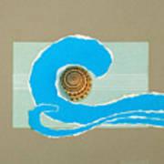 Music of the Ocean Waves Art Print