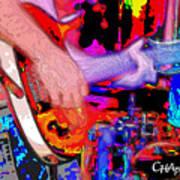 Music Out Of Metal IIia Art Print