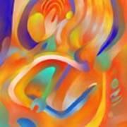 Musical Enjoyment Art Print