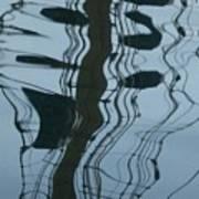 Musical Reflection Art Print