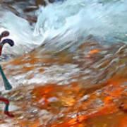Musical Waters Print by Terril Heilman