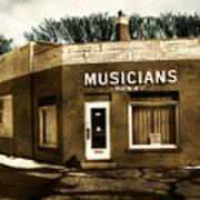 Musicians Local 67 Art Print