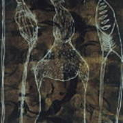 Mutation 3 Art Print