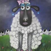 Mutton Dressed As Lamb Art Print