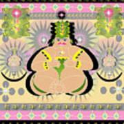 My Buddah Art Print