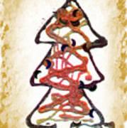 My Christmas Tree Art Print