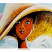 My Favorite Straw Hat II Art Print