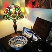 My First Lamp Art Print