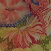 My Flower Garden Art Print