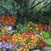 My Garden Art Print