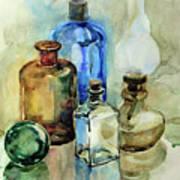 My Glass Collection II Art Print