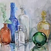 My Glass Collection IIi Art Print