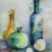 My Glass Collection V Art Print